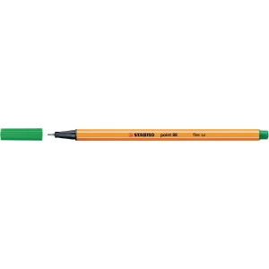 Stabilo Point 88 fineliner 0,4mm groen