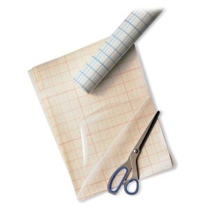 Lamineerfolie manueel gebruik mat - rol van 33cm X 10m