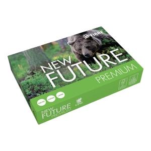 New Future Premium papier A3 80g - 1 doos = 3 pakken van 500 vellen