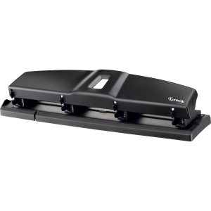 Lyreco 4-hole punch plastic 10 sheets