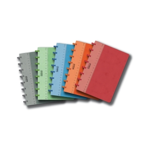 Adoc Linex notebook A5 squared 4x8 mm 72 pages