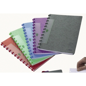 Adoc Linex notebook A4 squared 5x5 mm 72 pages