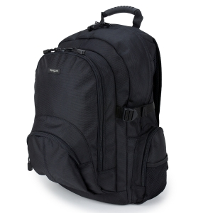 Targus CN600 backpack laptop case nylon black