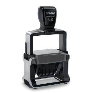 Trodat 5460/L dater stamp non customizable NL   Betaald op