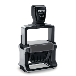 Trodat 5460/L dater stamp non customizable FR   Reçu le