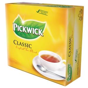 Pickwick Classic English Blend thee, doos van 100 theezakjes