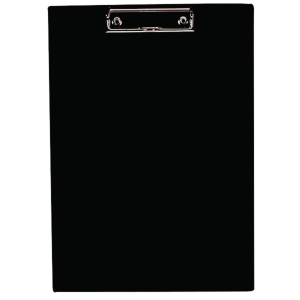 Klembord A4 zwart