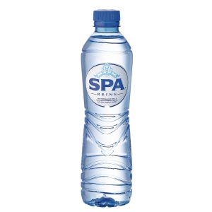 Spa mineraalwater flesje 0,5 l - pak van 24