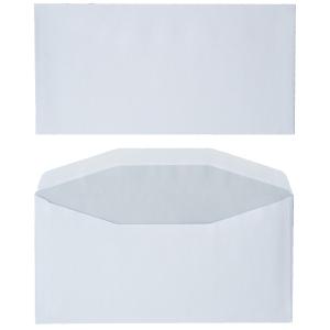 Standard envelopes 110x220mm gummed 80g - box of 500
