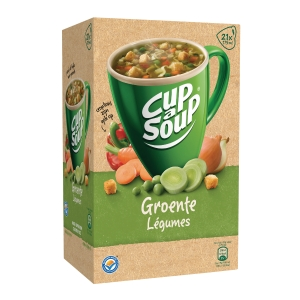 Cup-a-Soup bags - vegetables - box of 21
