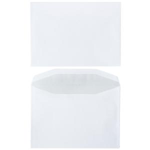 FSC envelopes 162x229mm gummed 80g - box of 500