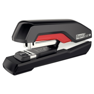 Rapid S27 kantoornietmachine Super Flat Clinch rood/grafiet 30 vel