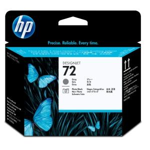 HP C9380A printkop inkjet cartridge nr.72 grijs/zwart [30.000 pagina s]