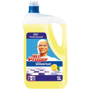 Mr Proper Professional schoonmaakmiddel allesreiniger 5 l citroen