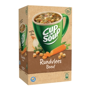 Cup-a-Soup bags - beaf - box of 21