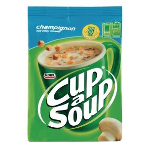 Cup-a-soup soep voor dispenser champignons 40 porties
