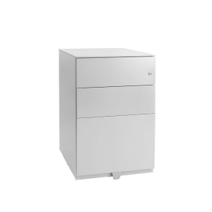 Bisley Steel mobile pedestal with 3 drawers 42x64,5x56,5 cm
