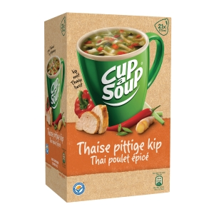 Cup-a-soup bags -Thai Chicken - box of 21
