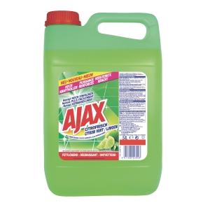 Ajax allesreiniger parfum citroenfris 5 liter
