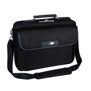 Targus CN01 Notepac computer case in nylon black