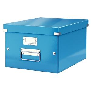 Leitz Click & Store opbergdoos voor A4 formaat blauw