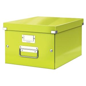 Leitz Click & Store opbergdoos voor A4 formaat groen
