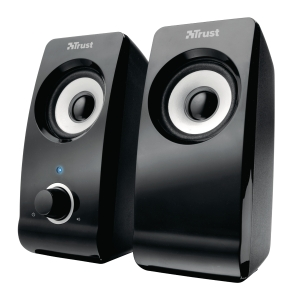Trust Remo PC speakers 2.0 black