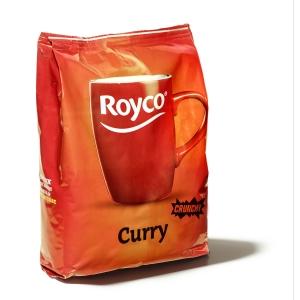 Royco 80 porties soep voor vending machine curry