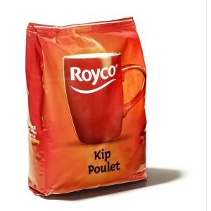 Royco 130 porties soep voor vending machine kip