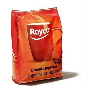 Royco 90 porties soep voor vending machine groenten