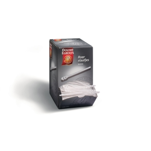 Douwe Egberts roerstaafjes uit kunststof - pak van 2000
