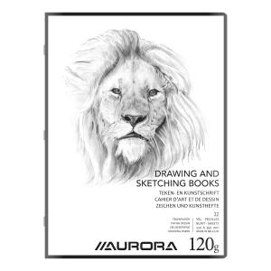 Teken- en kunstschrift 22 x 29,7 cm 32 vellen 120 gr