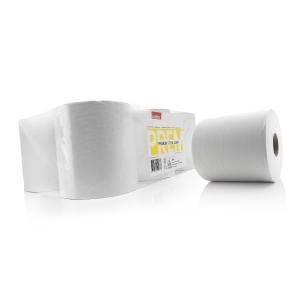 Satino Premium wiping rolls 1-ply 300 m - pack of 6