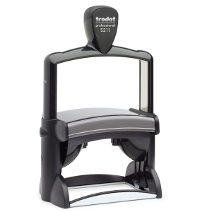 Trodat Professional 5211 customizable stamp 85 x 55mm 12 lines