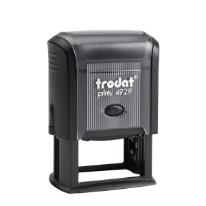 Trodat Printy 4929 customizable stamp 50 x 30mm 8 lines