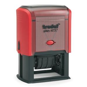 Trodat Printy 4727 personaliseerbare datumstempel FR, 60 x 40 mm