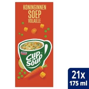 Cup-a-soup zakjes koninginnen - doos van 21