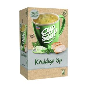 Cup-A-Soup drinkbouillon kruidige kip - pak van 26