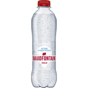 Chaudfontaine sparkling water pet 0,5L - pack of 24