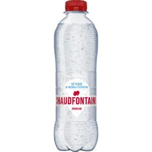 Chaudfontaine bruisend water flesje 0,5 l - pak van 24