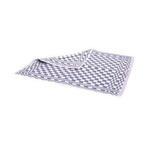 Handdoek 48x54cm geruit assorti - pak van 6