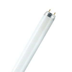 OSRAM T8  Fluorescent lamp L18W830 Warmwhite-G13-1350 lm-D 26mm-L 590mm-25-pack