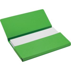 Jalema Secolor pocketmap A4 groen - pak van 50