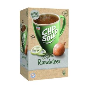Cup-A-Soup drinkbouillon rund - pak van 26