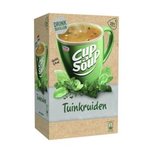 Cup-A-Soup drinkbouillon tuinkruiden - pak van 26
