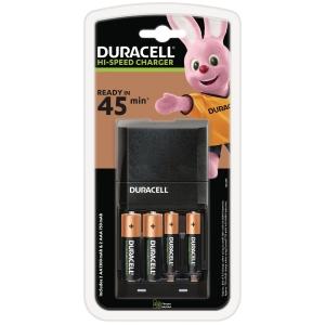 Duracell 15 minuten batterijlader, 1 tel