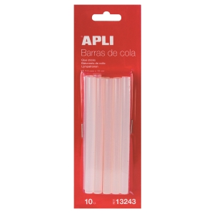 Apli recharges for glue gun 7,5 mm - pack of 10