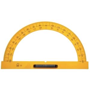 Protractor for school bord