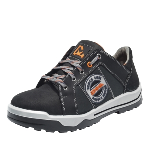 Emma Clay S3 nitril lage schoen zwart - maat D 43