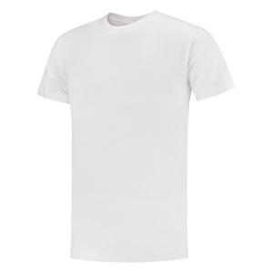 Tricorp T190 T-shirt met korte mouwen, wit, maat XXL, per stuk